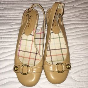 Coach classy shoes